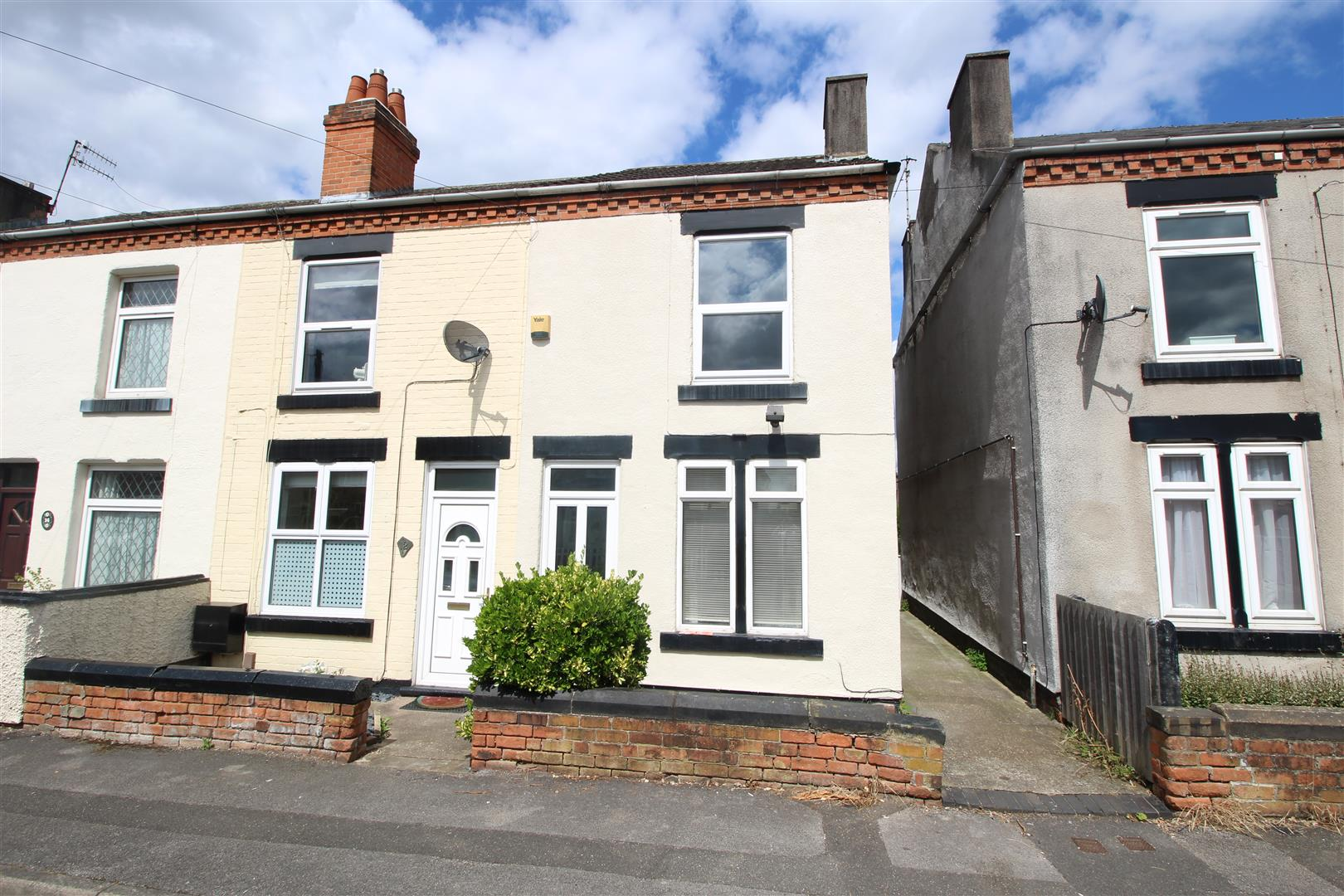 2 Bedrooms Property for sale in Harriett Street, Stapleford